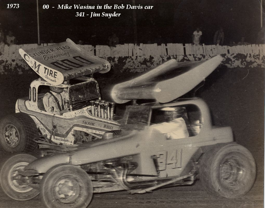 Old Race Car Photos | West Capital Raceway Alumni Assn