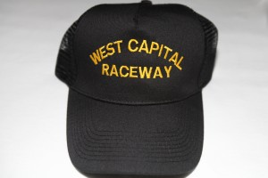 West Capital hat either mesh or closed back $10.00 + Shipping